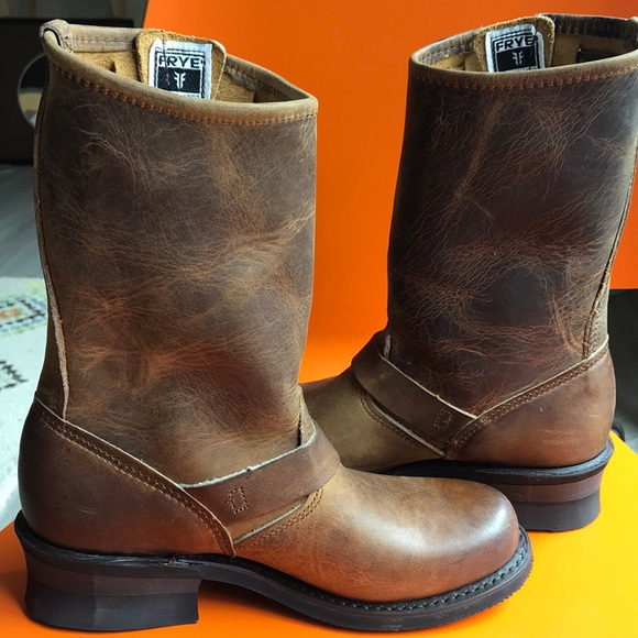 13ed1a17b1347 FRYE ENGINEER BOOTS 77400 NWT